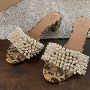 Tory Burch Shoes - Tory Burch Tatiana Pearl Sandals